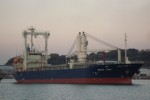 Tween Deck General Cargo Vessel