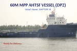 AHTSF TUG BOAT MP 2 60 M Supply Offshore Support Vessel DP2